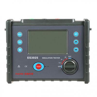 数字绝缘电阻表(2500V我落单,200GΩ)FR3025