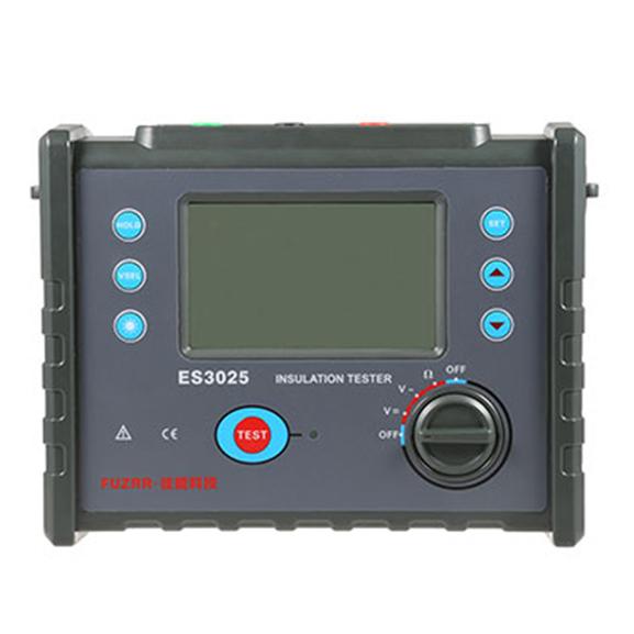 数字绝缘电阻表(2500V他劈出,200GΩ)FR3025